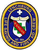 Lynchburg Life Saving Crew Patch